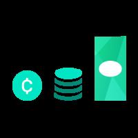 [BENEFITS ICON] 401(k) Company Match